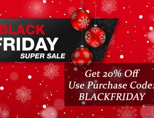 BLACK FRIDAY SALE!  20% OFF ALL STYLES THRU CYBER MONDAY, DECEMBER, 1ST!